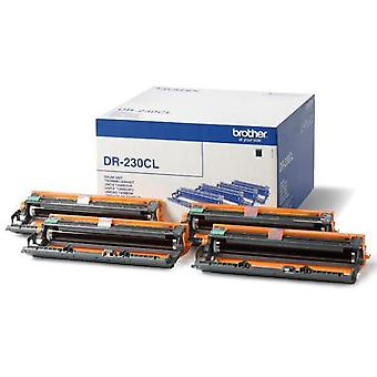Brother Color laser printer toner dr230cl