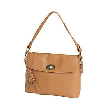 Dr Amsterdam Hand/shoulder bag Mint Cashew Beige