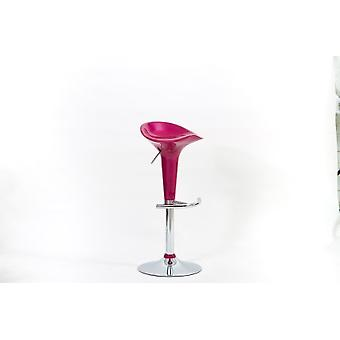Tenley Abs Stool In Choice Of Colours - Pack Of 2 - Swivel And Adjustable