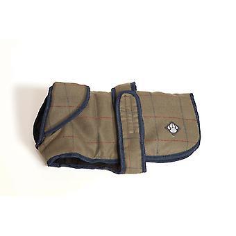 Tweed hundebluse 65cm (26