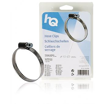 HQ Tube clamps 40-60 mm