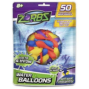 Bandai Zorbz Pack 50 Balloons (Outdoor , Pool And Water Games , Toys)