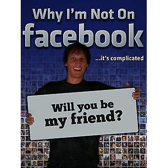 Por qué no estoy en importación de Estados Unidos Facebook [DVD]