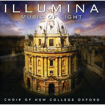 Kören av New College Oxford - Illumina: musik av ljus [CD] USA import