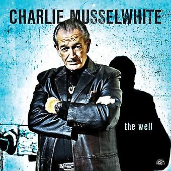 Charlie Musselwhite - Well [CD] USA import
