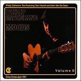 Philip Catherine - Philip Catherine: Vol. 2-Moods [CD] USA import