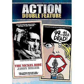 99 & 44/100% Dead/Nickel Ride [DVD] USA import