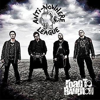 Anti-Nowhere League - Road to Rampton [Vinyl] USA import