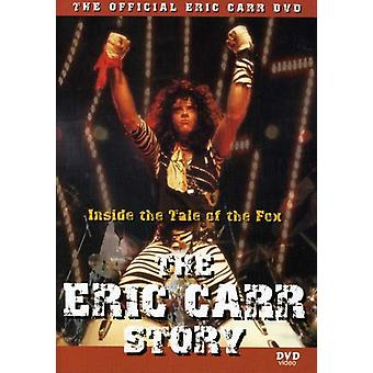 Eric Carr - Tale of the Fox [DVD] USA import