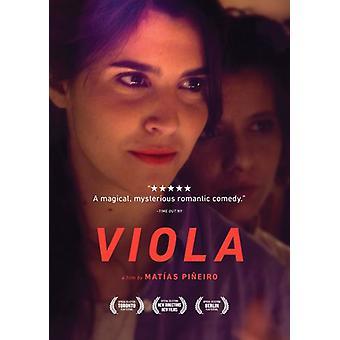 Viola [DVD] USA importerer