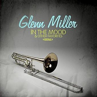 Glenn Miller - In the Mood & andere favorieten [CD] USA import