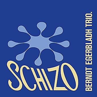 Berndt Egerbladh Trio - Schizo [Vinyl] USA import