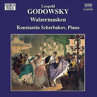 L. Godowsky - Leopold Godowsky: Klavermusik, Vol. 10 [CD] USA import
