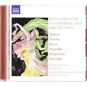 Ballades for saksofon & orkester - Ballades for saksofon og orkester [DVD] USA importere