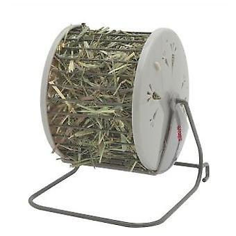 Living World Ci Lw Wheel Hay Dispenser
