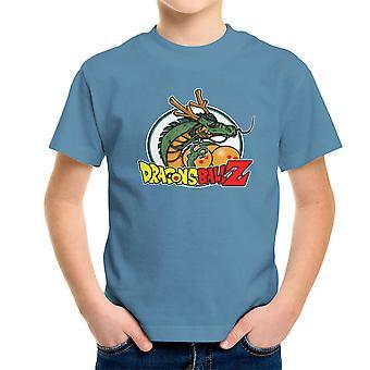 Dragons BallZ Dragon Ball Z børne T-Shirt
