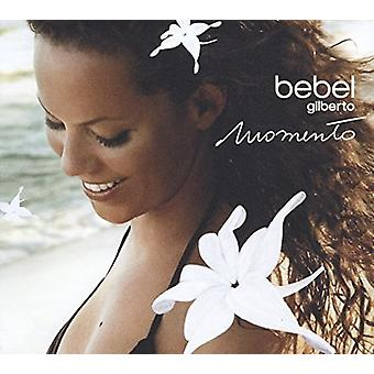 Bebel Gilberto - Momento [CD] USA importerer