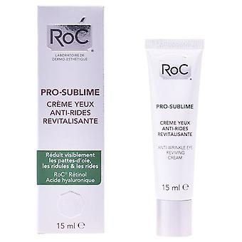 Roc Pro Sublime Eye Cream 15 Ml (Woman , Cosmetics , Skin Care , Eyes and lips)