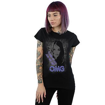 Amerikanske guder kvinders Laura Moon OMG T-Shirt