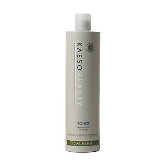 Kaeso bellezza calmante Toner Mulberry & melograno 495ml