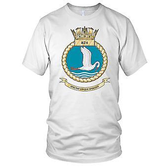 Royal Navy Fleet Air Arm 824 Naval Air Squadron Kids T Shirt