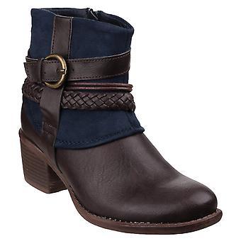 Divaz Vado Zip-up ankel støvle