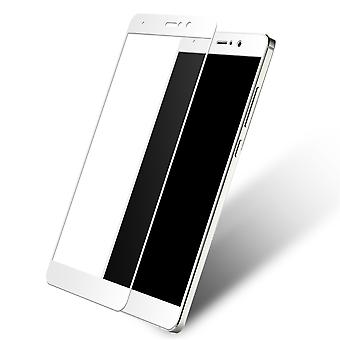 Xiaomi MI 5s plus 3D armored glass foil display 9 H protective film covers case white