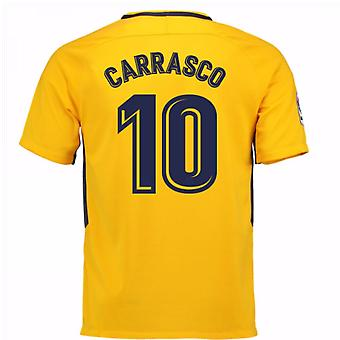 2017-18 Atletico Madrid Away Shirt (Carrasco 10)