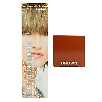 Stargazer Semi Permanent Hair Dye Brown