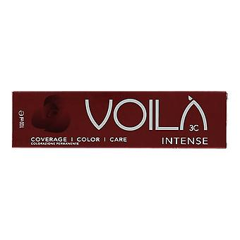 Intercosmo Voila Intense Light Brown/Toffee Red 5.86 Permanent Hair Colour 100ml