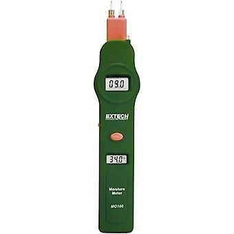 Moisture meter Extech MO100 Measuring range building moisture 0 up to 100 vol