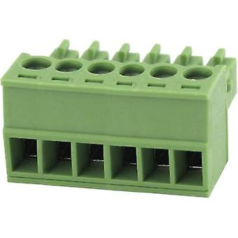 Degson 15EDGK-3.81-04P-14-00AH Pin enclosure - cable Total number of pins 4 Contact spacing: 3.81 mm 1 pc(s)