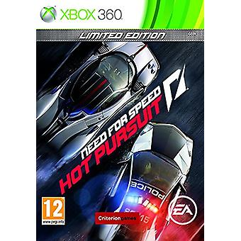Need For Speed Hot Pursuit - Xbox 360 - Limited Edition