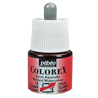 Pebeo Colorex Ink 45ml (14 Cyclamen)