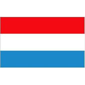 Luxemburg Flagge 5 x 3 ft mit Ösen für hängende