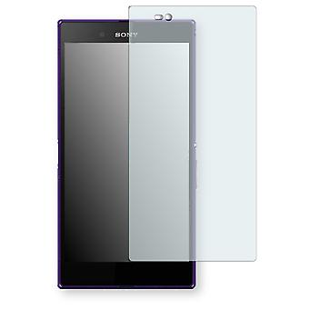 Sony Xperia Z ultra screen protector - Golebo crystal clear protection film