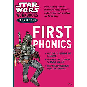 Star Wars Workbooks First Phonics  Ages 45 by Scholastic