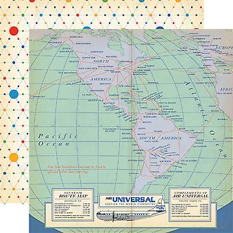 Passport Double-Sided Cardstock 12
