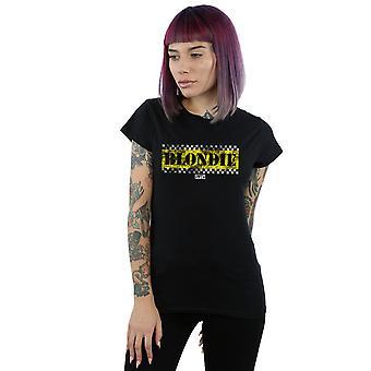 Blondie Women's Taxi 74 T-Shirt