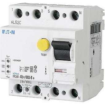 Eaton 167885 RCCB (AC/DC sensitive) 4-pin
