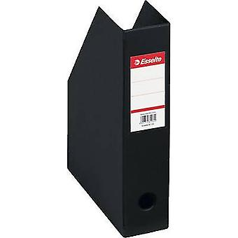 Esselte Magazine file 56007 A4, C4 Black Cardboard 1 pc(s)