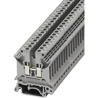 Phoenix Contact UK 5 N 3004362 Continuity Number of pins: 2 0.2 mm² 4 mm² Grey 1 pc(s)