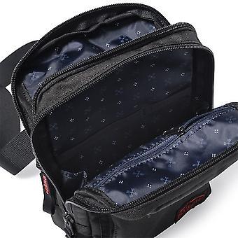 Oxbow Fes Large Shoulder Bag - Black