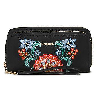 Desigual wallet purse MoNE Odissey two levels 18WAYP50/2000
