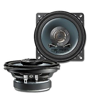 Mac Mobile Street 10.2, 2-way coaxial speakers fits Ford, Opel, Saab