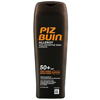 Piz Buin Allergy Sun Sensitive Skin Lotion SPF 50 + 200 ml
