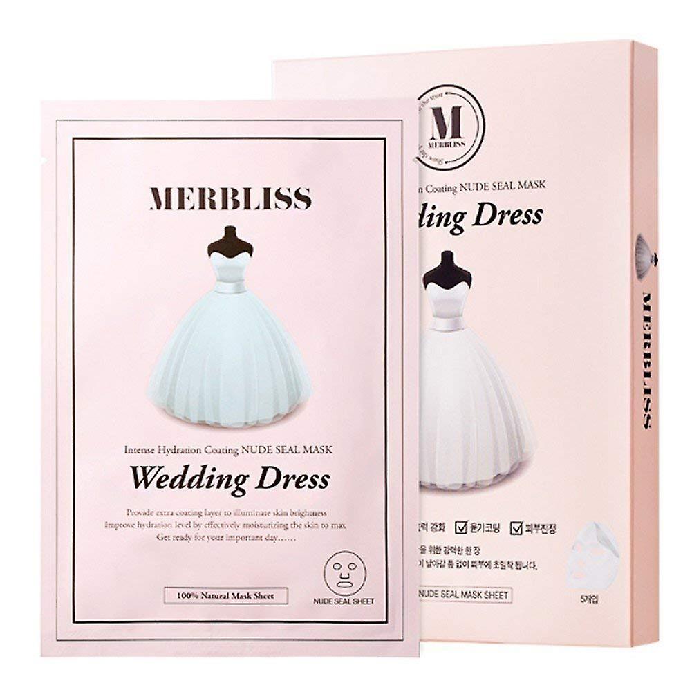 Merbliss Poudre Masque5p Pearl Wedding Dress uTFKJcl135