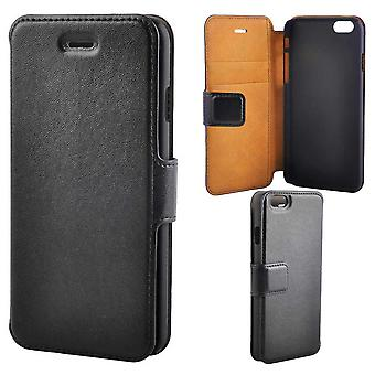 Superslimmat Wallet case for iPhone 6/6S, Black