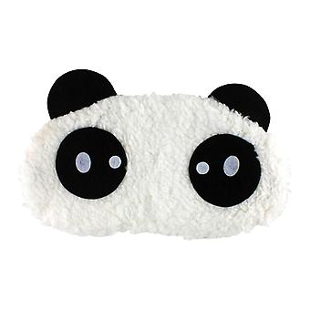 Innocent Panda, Fluffy sleep mask for travel and relaxation