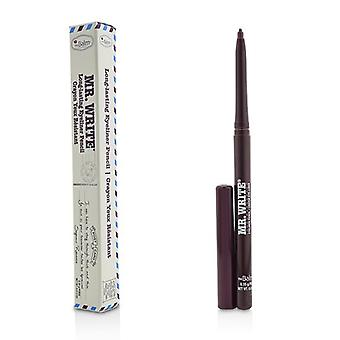 Thebalm Mr. Write Long Lasting Eyeliner Pencil - # Romance (prune) - 0.35g/0.012oz